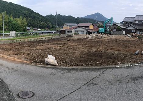 高砂市・周辺地域での解体工事なら ニシヨ工業